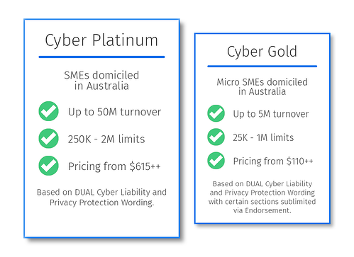 DUAL AU_Cyber Suite Comparison _Platinum Focus 0619