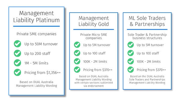 DUAL AU_ML Suite Comparison _Platinum Focus 0419